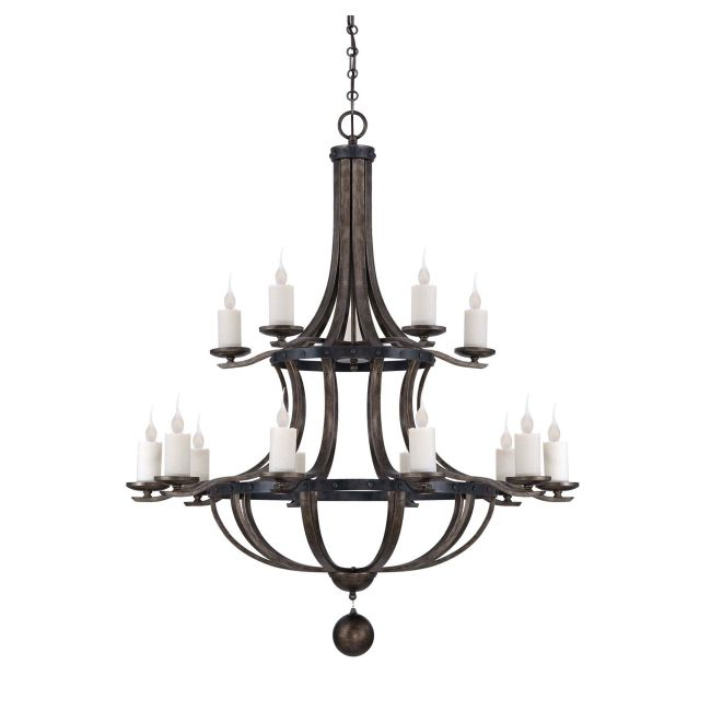 Alsace Chandelier by Savoy House | 1-9533-15-196