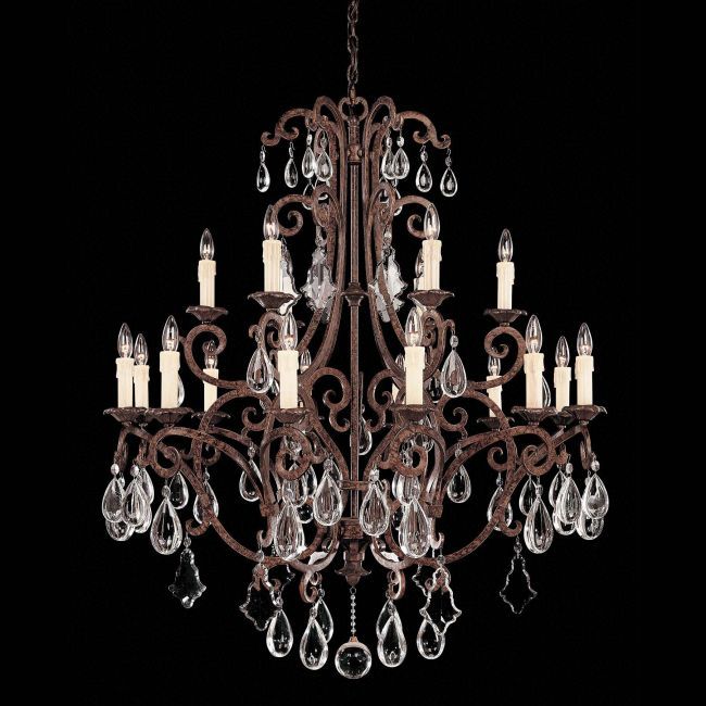 Florence Chandelier by Savoy House | 1-1404-18-56