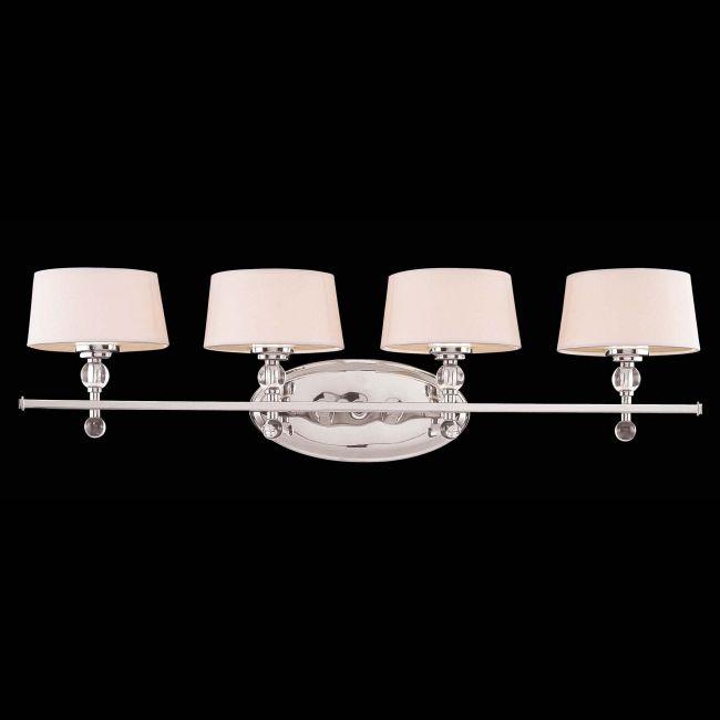 Murren Bathroom Vanity Light by Savoy House | 8-1041-4-109