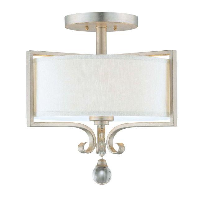 Rosendal Ceiling Semi Flush Light  by Savoy House