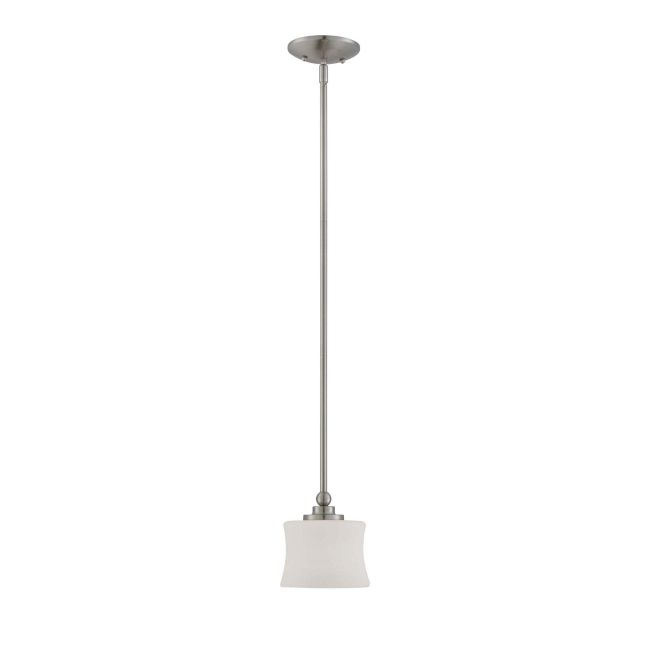 Terrell Mini Pendant by Savoy House | 7P-7212-1-SN