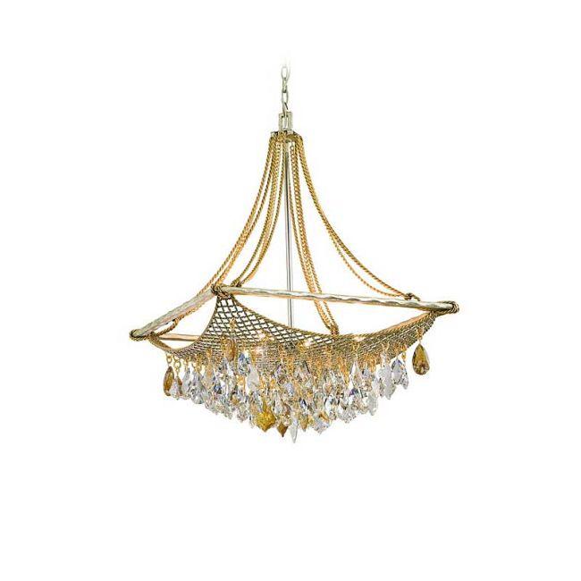 Barcelona Pendant by Corbett Lighting   125-48