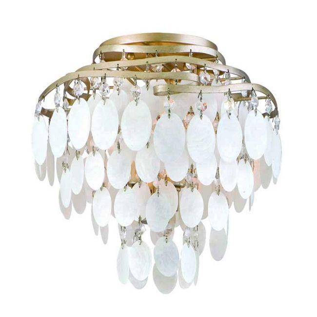 Dolce Semi Flush Ceiling by Corbett Lighting   109-33