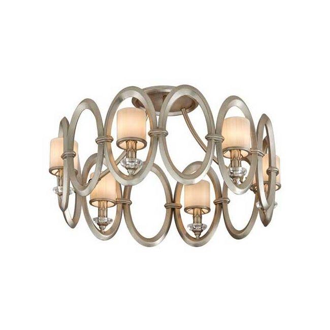 Embrace Semi Flush Ceiling  by Corbett Lighting | 134-36
