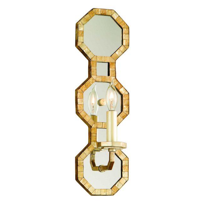 Regatta Mirror Wall Sconce by Corbett Lighting | 104-11