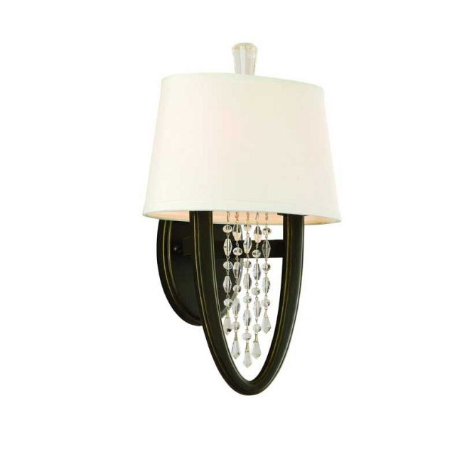 Viceroy Wall Sconce by Corbett Lighting | 130-12