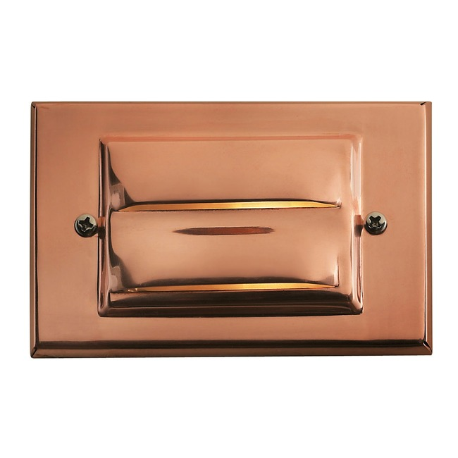 12V Copper Horizontal Deck Light  by Hinkley Lighting