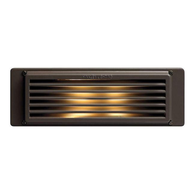 120V Louvered Brick Light - Discontinued Model  by Hinkley Lighting