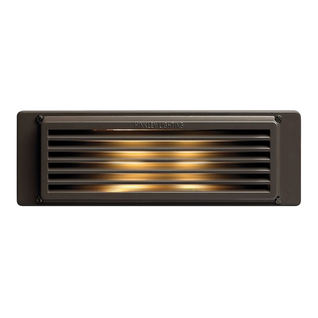 120V Louvered Brick Light  by Hinkley Lighting