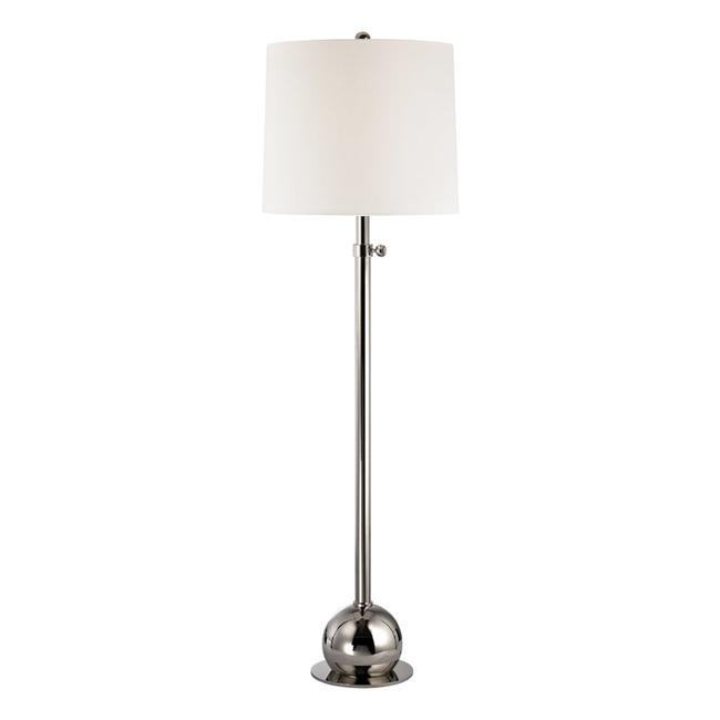 Marshall Floor Lamp by Hudson Valley Lighting | L116-PN-WS