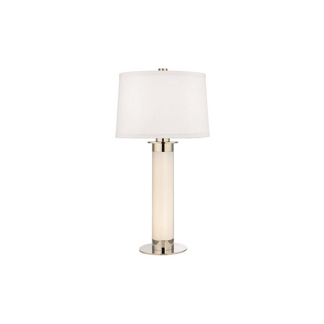 Thayer Table Lamp by Hudson Valley Lighting | L325-PN-WS