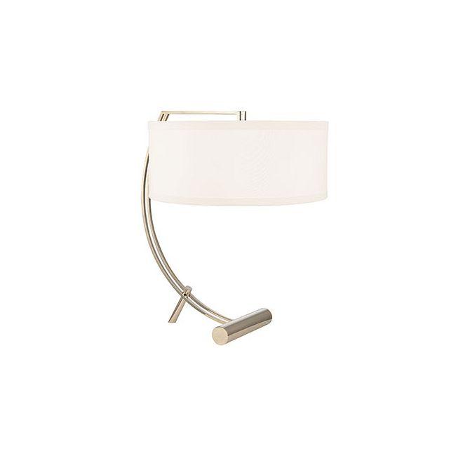 Deyo Table Lamp by Hudson Valley Lighting | L400-PN-WS
