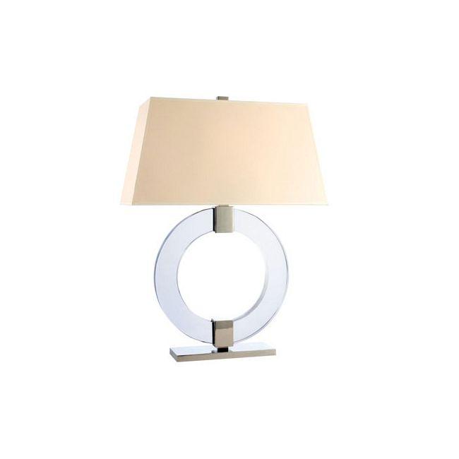 Roslyn Table Lamp by Hudson Valley Lighting | L608-PN-WS