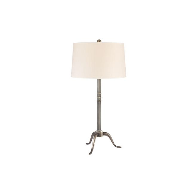 Burton Table Lamp by Hudson Valley Lighting | L814-AS-WS