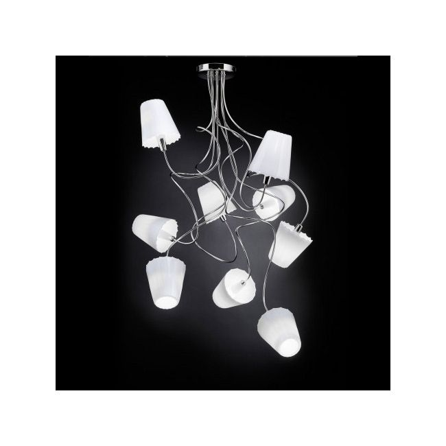 Aria Flush Mount by Lightology Collection | LC-231.309.02