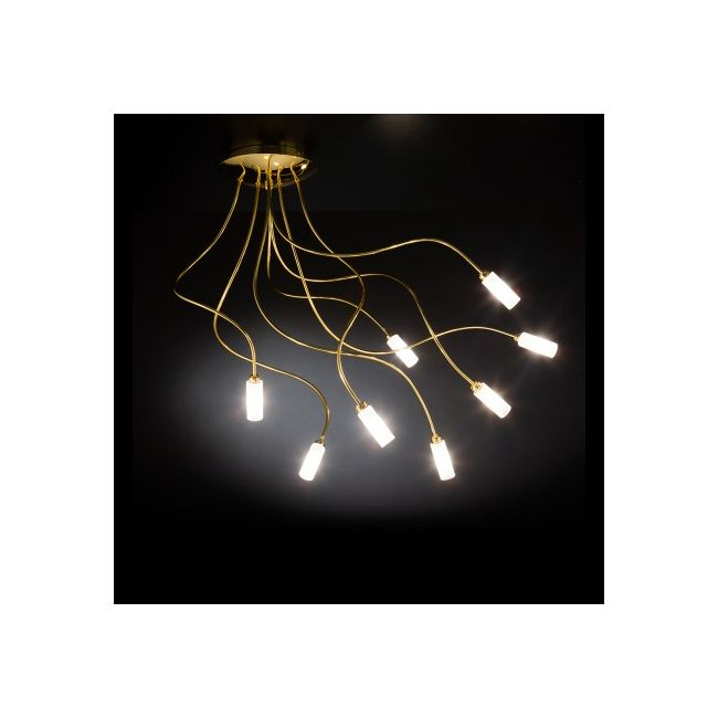 Free Spirit Ceiling Flush Mount  by Lightology Collection
