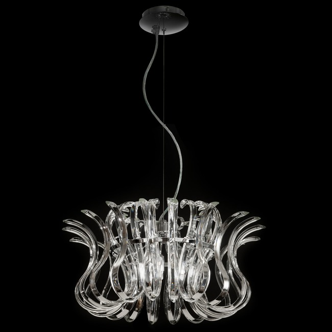 Wave Suspension by Lightology Collection | LC-234.150