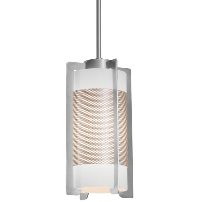 Iron Pendant by Access | 20738-BS/OPL