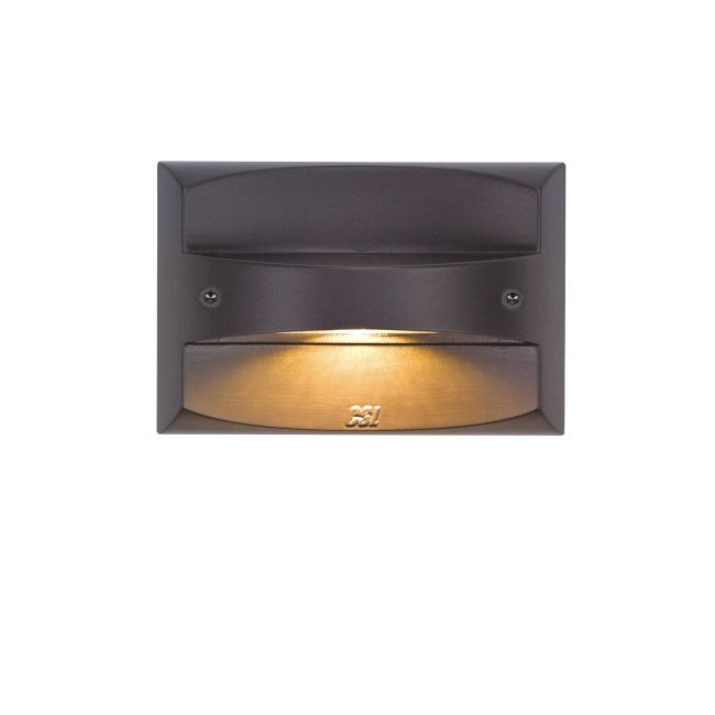 SS3001 LED Steplight by CSL | SS3001-BZ