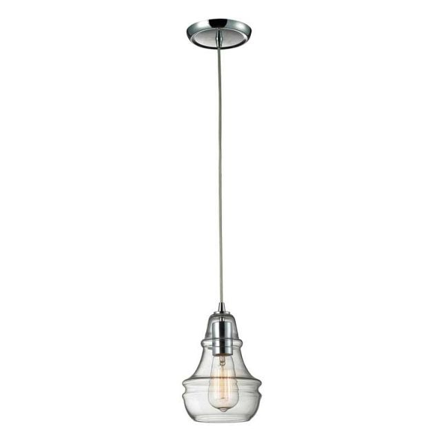 Menlow Park 60057-1 1-Light Pendant  by Elk Lighting