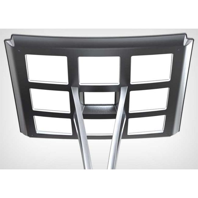 Aradess Table Lamp by Blackjack Lighting | ARD-22T-PC