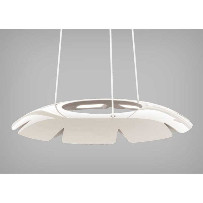 Corsaire Pendant by Blackjack Lighting | CRS-25P-GR