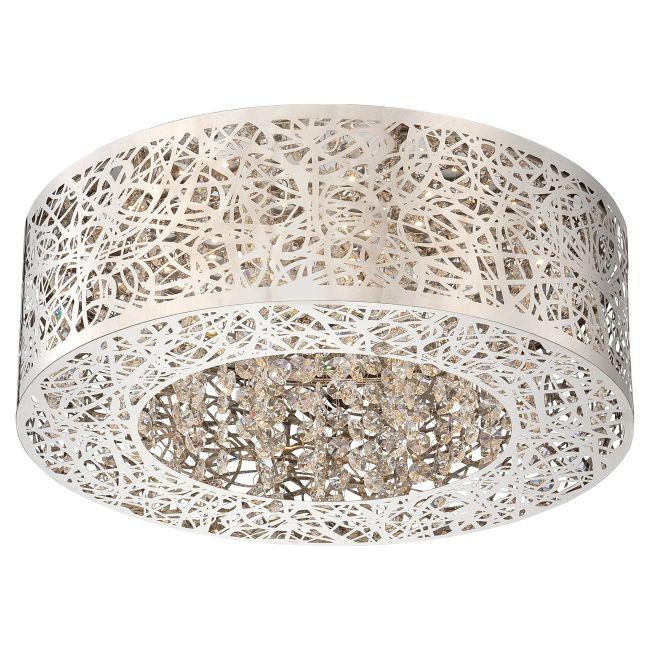 Hidden Gems LED Flush Mount  by George Kovacs | P980-077-L