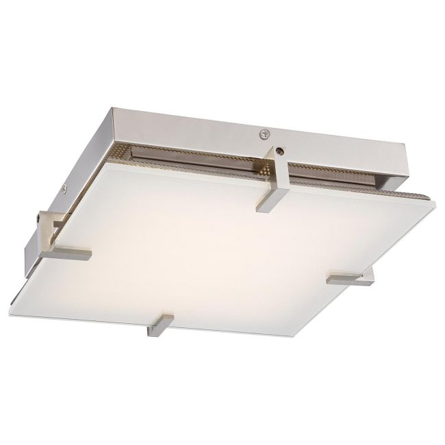 Hooked LED Flush Mount by George Kovacs | P1111-613-L