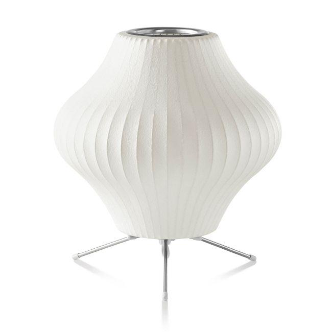 Pear Tripod Lamp  by Nelson Bubble Lamps