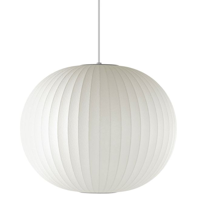 Ball Pendant  by Nelson Bubble Lamps