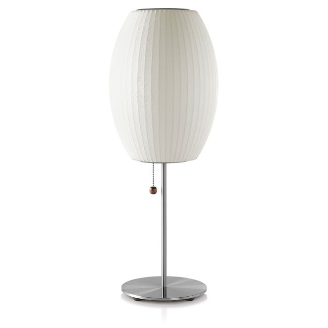 Cigar Lotus Table Lamp  by Nelson Bubble Lamps