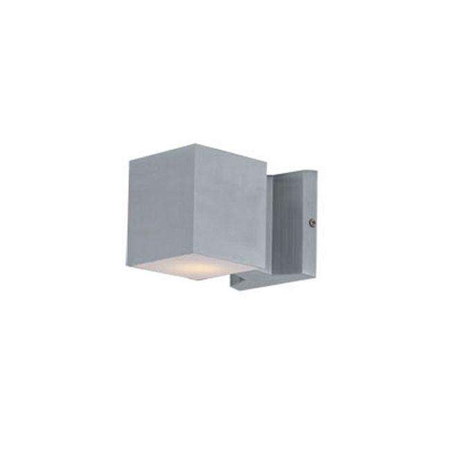 Lightray Square Outdoor Wall Light by Maxim Lighting   86107AL