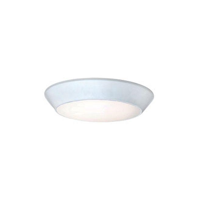Convert 20 Watt LED Flush Mount by Maxim Lighting | 87620WTWT