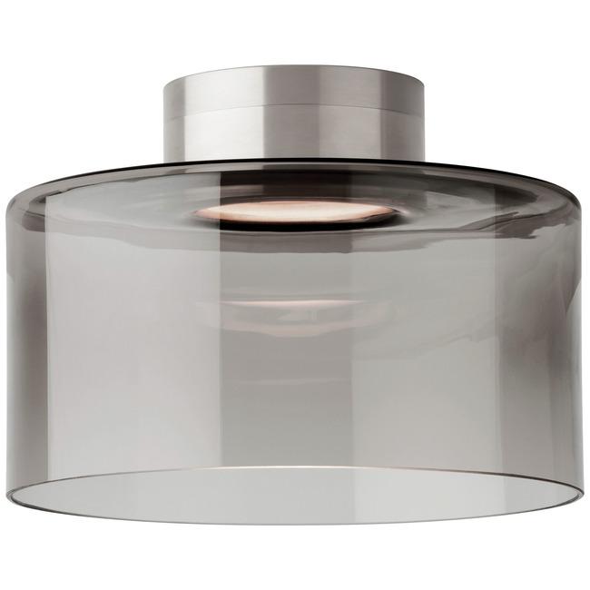 Manette LED Semi-Flush Mount Ceiling  by Tech Lighting | 700FMMANLTKS-LED