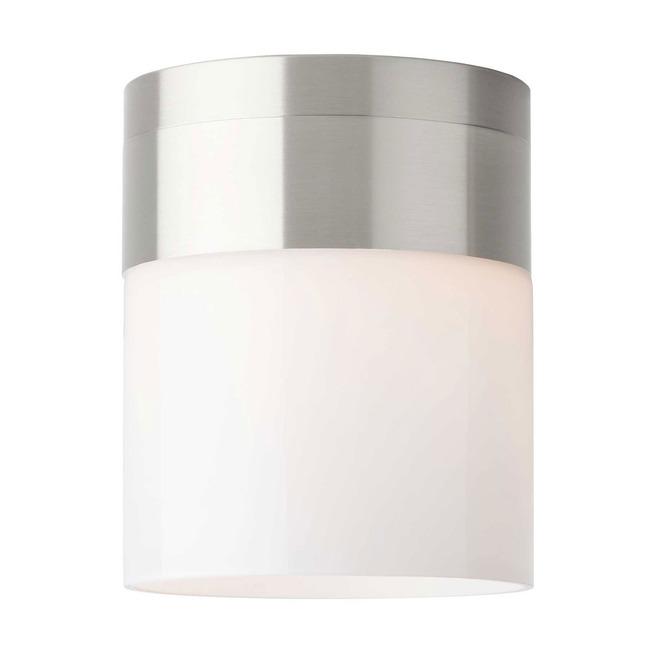 Manette LED Flush Mount Ceiling by Tech Lighting | 700FMMANSWHS-LED