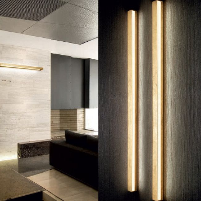 ZeroLed Wall Sconce by ZANEEN design | D8-3317