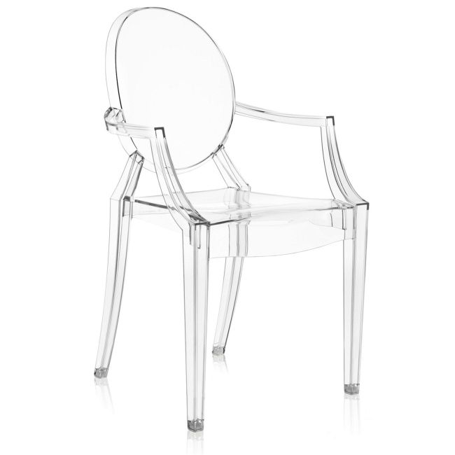 Louis Ghost Chair - 4 Pack  by Kartell