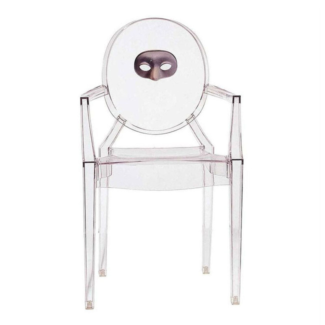 Louis Ghost Character Chair - 2 Pack  by Kartell