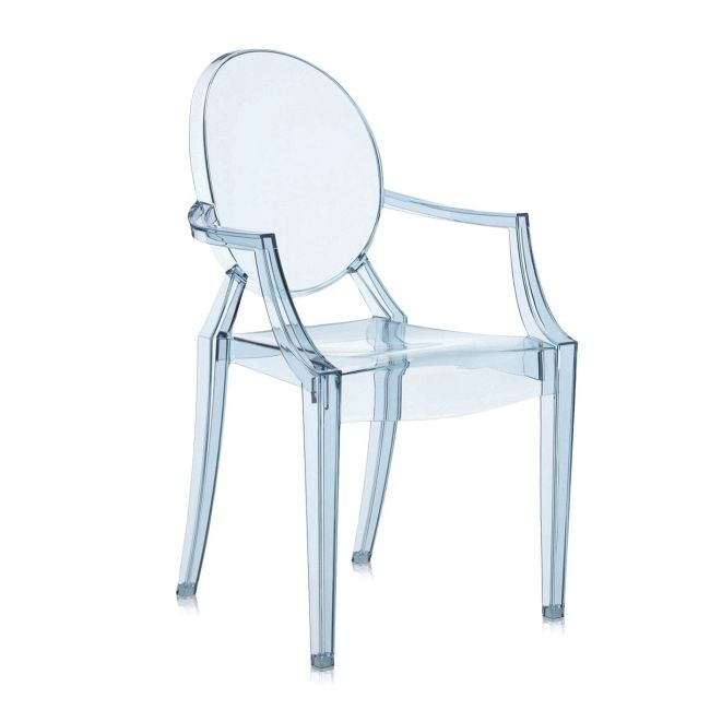 LouLou Ghost Child Chair  by Kartell