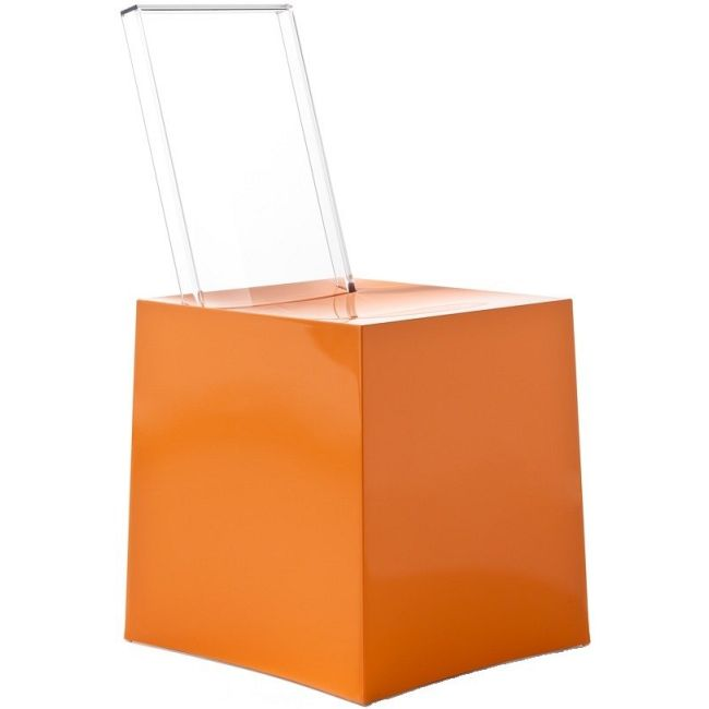 Miss Less Block Chair  by Kartell