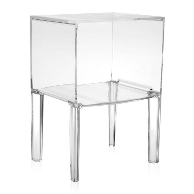 Ghost Buster Night Table  by Kartell