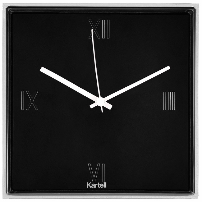 Tic-Tac Clock  by Kartell