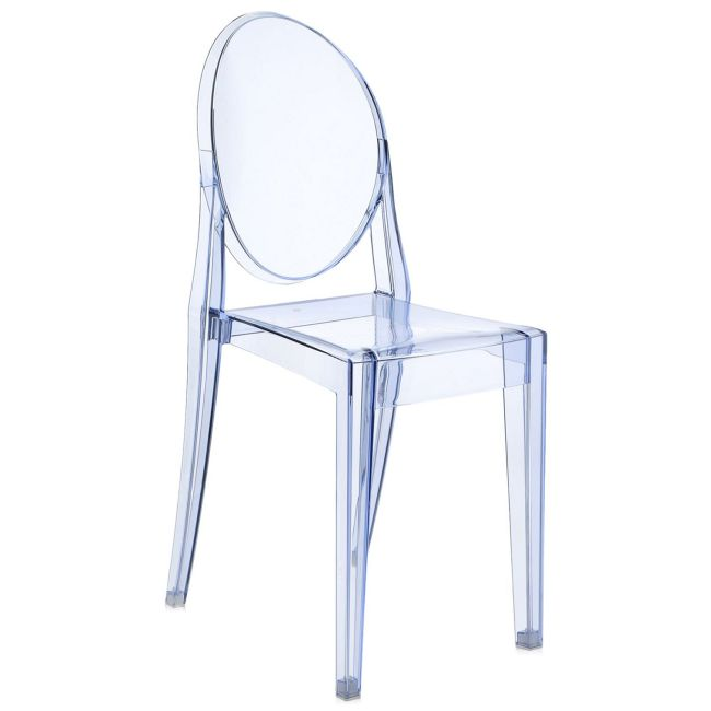 Victoria Ghost Chair - 2 Pack  by Kartell