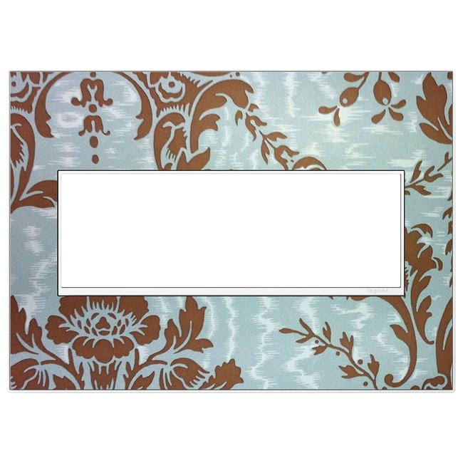 Custom Wall Plate by Legrand | AWM3GW4