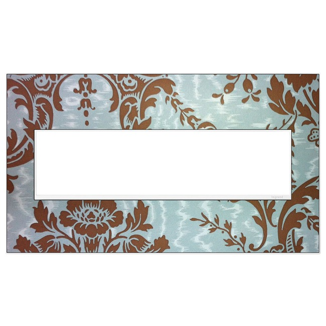 Custom Wall Plate by Legrand | AWM4GW4