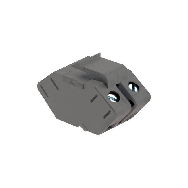 Single Keystone Speaker Connector by Legrand | ACSSIM1