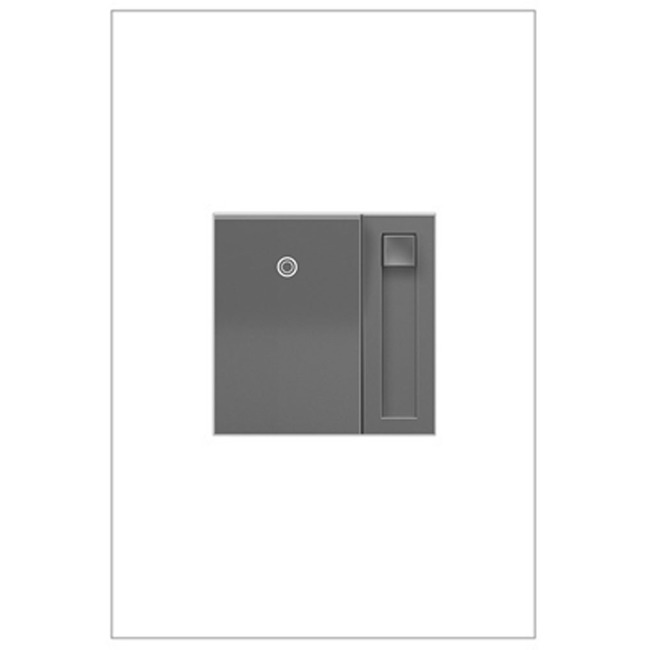 Paddle 450 Watt 3-Way CFL/LED Dimmer  by Legrand Adorne