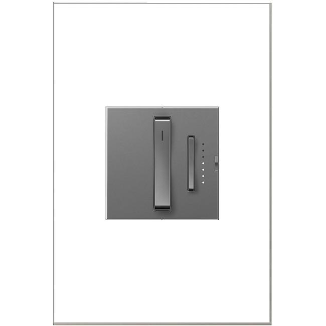 Whisper 700 Watt Wi-Fi Ready Master Dimmer Switch  by Legrand Adorne