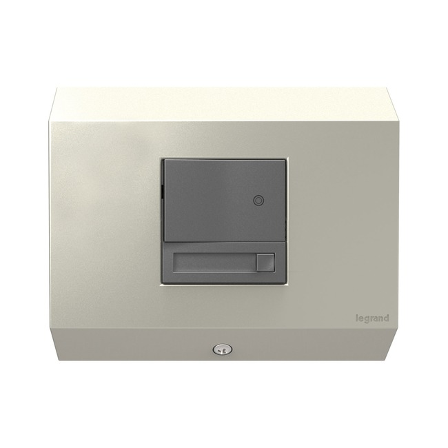 Undercabinet Control Box with Paddle Dimmer by Legrand | APCB1TM4