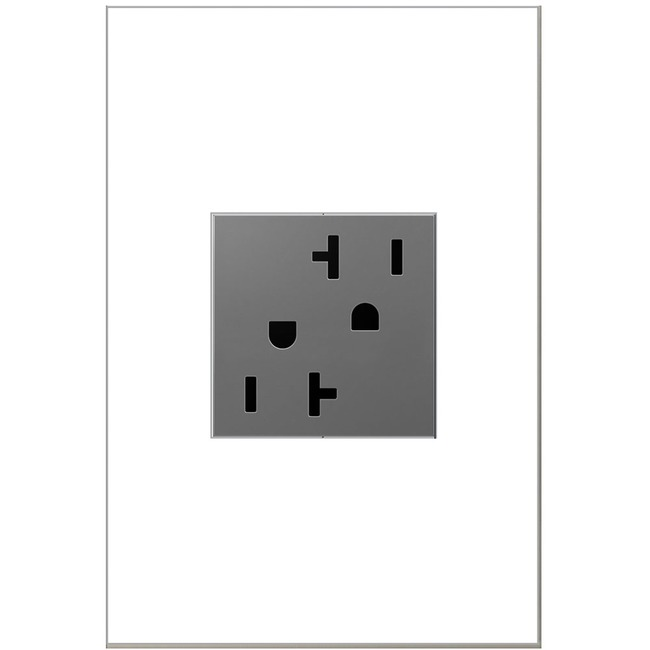 Resistant 20 Amp Outlet by Legrand | ARTR202M4
